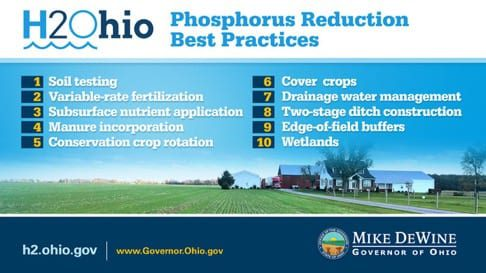 Phosphorous Reduction Best Practices