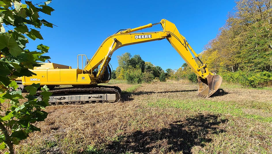 H2Ohio Breaks Ground on New Wetland Project in Paulding County
